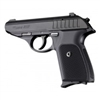Hogue Sig P230/P232 Grips Checkered Aluminum Matte Black Anodized