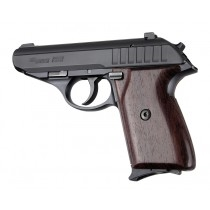Hogue Sig P230 Grips Rosewood
