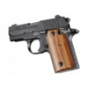 Hogue Sig P238 Grip Tulipwood