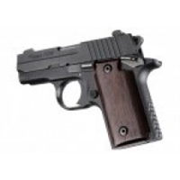 Hogue Sig P238 Grips Rosewood