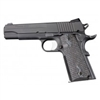 Hogue Colt & 1911 Government Grips Piranha G-10 G-Mascus Black/Gray