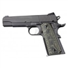 Hogue Colt & 1911 Government Grips Piranha G-10 G-Mascus Green