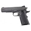 Hogue Colt & 1911 Government Grips Piranha G-10 Solid Black