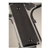Hogue Colt & 1911 Aluminum Matte Black Anodized Gov't Grip