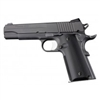 Hogue Colt & 1911 Government Grips G-10 Solid Black