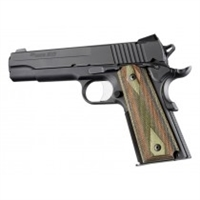 Hogue Colt & 1911 Lamo Camo Checkered Gov't Grip