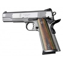 Hogue Colt & 1911 Government S&A Mag Well Grip Lamo Camo