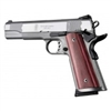 Hogue Colt & 1911 Government S&A Mag Well Grip Rosewood Laminate