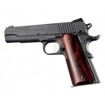 Hogue Colt & 1911 Government Grips Coco Bolo