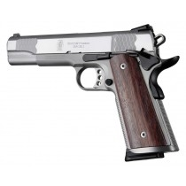 Hogue Colt & 1911 Government S&A Mag Well Grips Rosewood