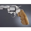 Hogue Wood Grip - Goncalo Alves Colt Python I Frame