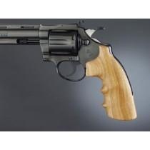 Hogue Wood Grip - Goncalo Alves Colt Diamond Back D Frame