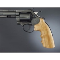 Hogue Wood Grip - Goncalo Alves Colt Diamond Back D Frame