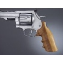 Hogue Wood Grip - Goncalo Alves Dan Wesson Large Frame 44-357 Max