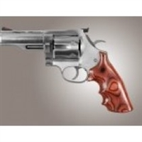 Hogue Dan Wesson Grip Large Rosewood Laminate