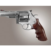 Hogue Dan Wesson Grip Large, Coco Bolo, Checkered