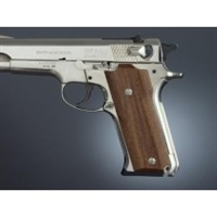 Hogue Wood Grips - Pau Ferro Smith & Wesson M59/459/559