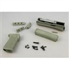 AK-47/AK-74 (Longer Yugo Version) Kit OM Grip and Forend OD Green