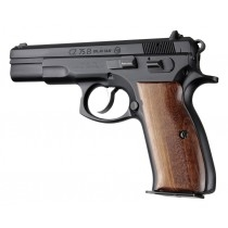 Hogue CZ-75/CZ-85 Goncalo Alves Hardwood Grip