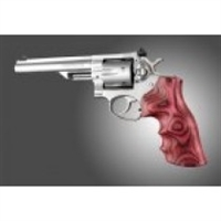 Hogue Ruger GP100/Super Redhawk Grip Rosewood Laminate