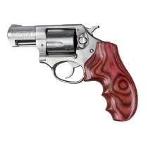 Hogue Ruger SP101 Grip Rosewood Laminate