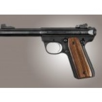Hogue Ruger 22/45 RP Kingwood Grip
