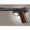 Hogue Ruger 22/45 RP Grip Rosewood