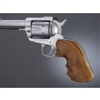 Hogue Wood Grip - Goncalo Alves Ruger Blackhawk/Single Six