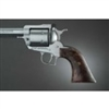 Hogue Ruger Super Blackhawk Grips Walnut, Cowboy Action