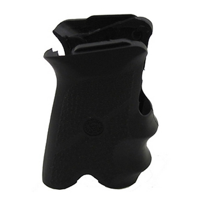 Hogue Rubber Grip for Ruger P85/P89/P90/P91 w/Finger Grooves