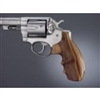 Hogue Wood Grip - Goncalo Alves Ruger Speed Six