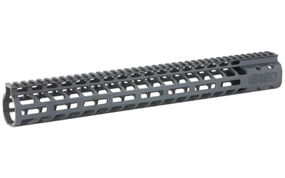 "Ergo Grip, Superlite Modular M-LOK Rail, Fits AR/M4, 15"", Black Finish"