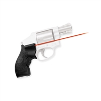 Crimson Trace Smith and Wesson J Frame Round Butt-Polymer Grip, Overmold, Front Activation