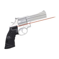 Crimson Trace Smith and Wesson Hoghunter-K, L Round Butt Overmold, Front Activation