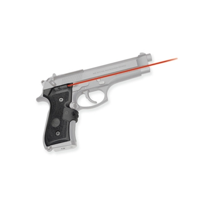 Crimson Trace Beretta 92/96 Overmold Front Red Laser Grip