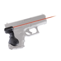 Crimson Trace Glock 26-39 Polymer Rear Red Laser Grip