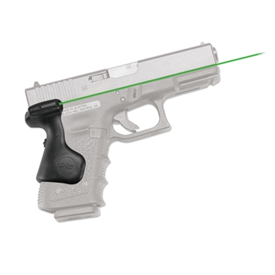 Crimson Trace Glock Gen 3 Rear Activated Green Laser Grip