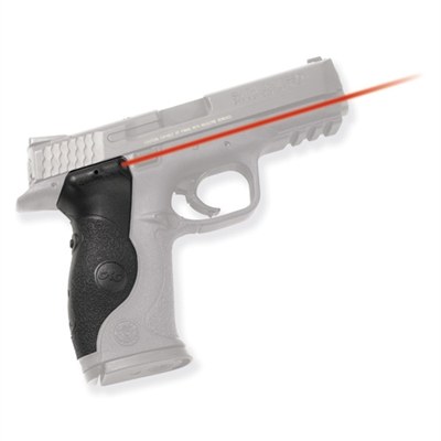 Crimson Trace Smith and Wesson M&P, Full, Polymer Overmold, Rear Activation