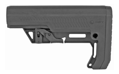 Mission First Tactical, Battlelink Extreme Duty Minimalist Stock Mil Spec Tube Size, Black