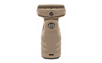 Mission First Tactical, Folding Picatinny Mounted Vertical Pistol Grip, Scorched Dark Earth