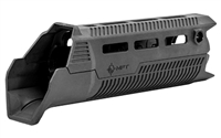 "Mission First Tactical, Tekko, Drop In MLOK Rail System, Fits AR15 Carbine 7"", Polymer, Black Finish"
