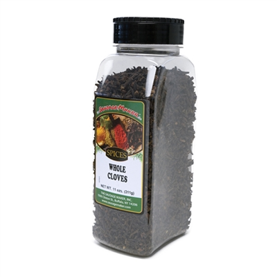 Cloves, Whole, 10 oz.