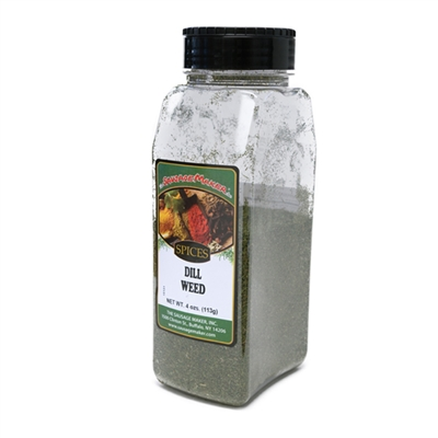 Dill Weed, 4 oz.