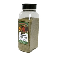 Fennel Seed, Cracked, 18 oz.