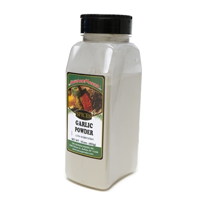 Garlic Powder, 16 oz.