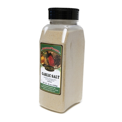 Garlic Salt, 36 oz.