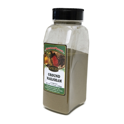 Marjoram, Ground, 11.5 oz.