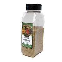 Mustard Seed, Whole, 16 oz.