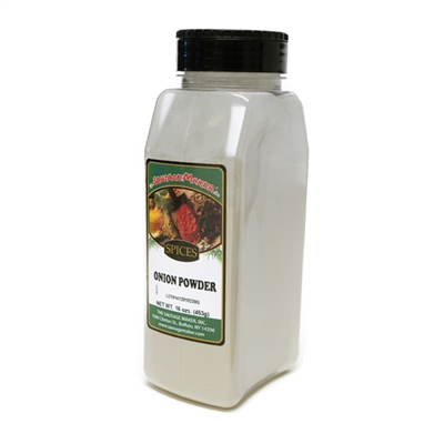 Onion Powder, 16 oz.