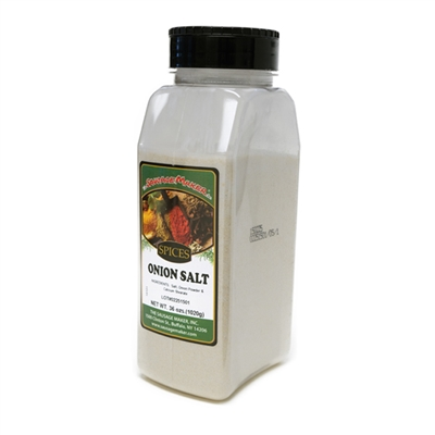 Onion Salt, 36 oz.